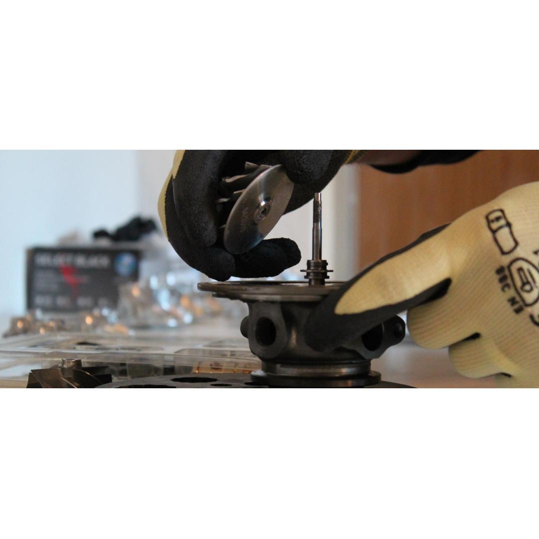 Skladem máme přes 1100 typů originálních turbodmychadel