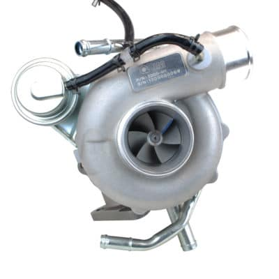 Turbocharger VF48